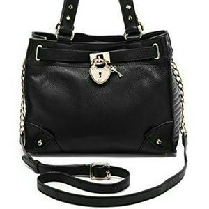 NWT Juicy Couture daydream black purse